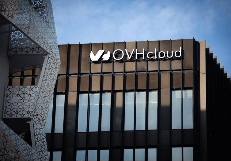 ovh devient ovhcloud changement de nom de marque rebranding agence de naming bénéfik paris