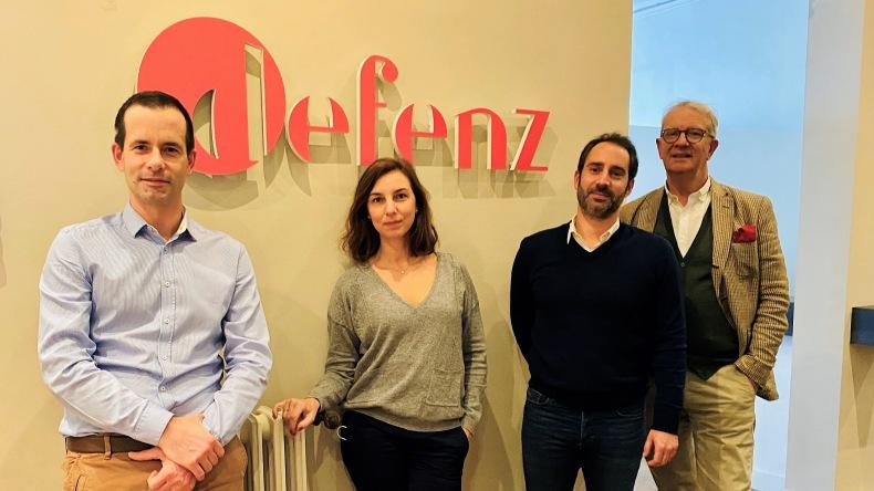 changer de nom de marque cabinet d'avocats defenz fait appel à l'agence de naming bénéfik pour son changement de nom