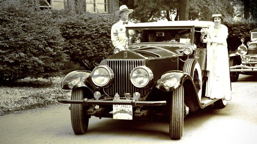 noms des voitures rolls royce gothice chic phantom ghost agence de naming bénéfik
