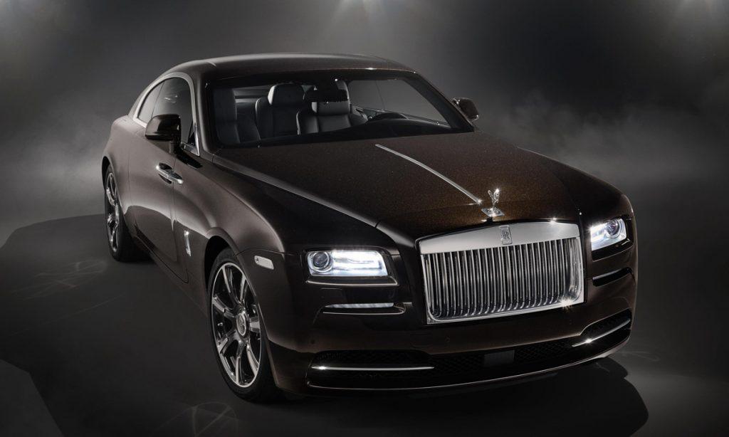 les meilleurs noms des voitures rolls royce - voiture de luxe - agence de naming bénéfik