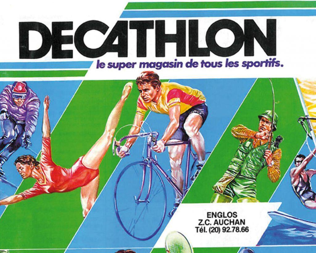 marque-decathlon-premier-magasin-auchan-stratégie-naming-bénéfik-agence-paris